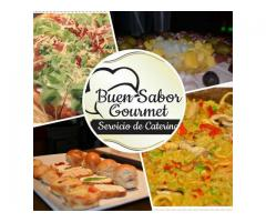 Servicio de catering, pizzaparty, cazuelas