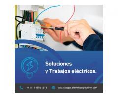 Electricista Domiciliaria - Comercial - Industrial.