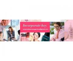 Buscamos mujeres emprendedoras