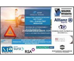 PRODUCTOR ASESOR DE SEGUROS- CEL/WSP 15-4163-7567