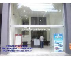 FRENTES VIDRIADOS PUERTAS BLINDEX 4450-5279