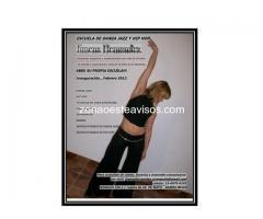 Escuela de Danza Jazz y Hip Hop