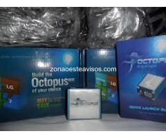 kit de cajas de desbloqueo y cables