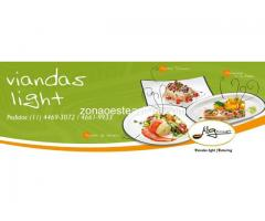 A Pedir Gourmet Delivery Viandas light