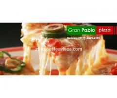 Gran Pablo Pizza - Delivery