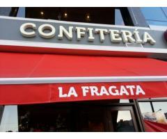 Pizzeria y Confiteria La Fragata