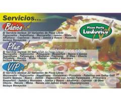 Pizza Party Ludovico