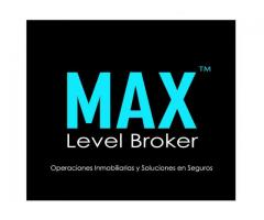Max Level Broker Inmobiliaria