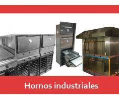 Fabricante industrial, equipamiento gastronomico, instalaciones comerciales, quemadores industriales