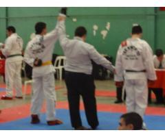 Clases taekwondo