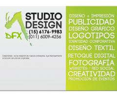 Diseño de tarjetas personales y etiquetas - Diseño Grafico