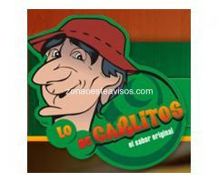 Lo de Carlitos - PANQUEQUERÍA y SANDWICHERÍA