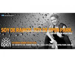 Open Park - Ramos Mejia