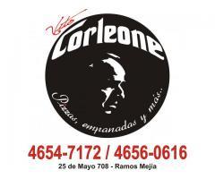Delivery - Pizzeria Vito Corleone
