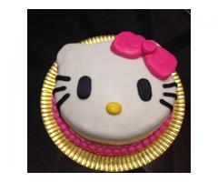 Tortas decoradas artesanales