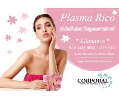 Plasma rico tratamientos de rejuvenecimiento - Estética Corporal