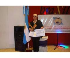 Estela Folco - Doctora parapsicología