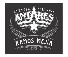Cerveza Artesanal Antares Bar Ramos Mejia