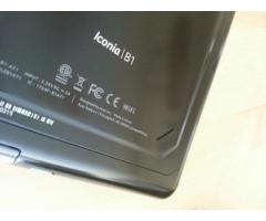 Tablet Acer Iconia con sistema Android
